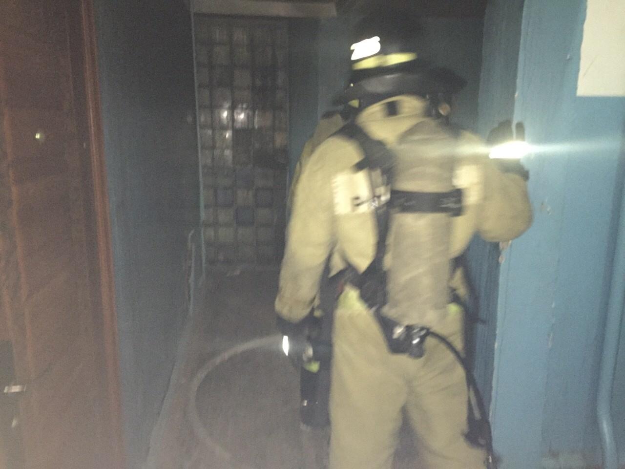 Пожар в г. Усть-Илимске — МЧС России по Иркутской области