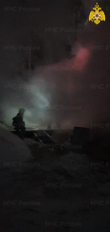 Пожар в г. Ангарскe — МЧС России по Иркутской области