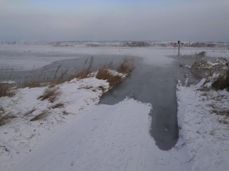 В Иркутской области продолжается мониторинг гидрологической обстановки на реке Ангаре