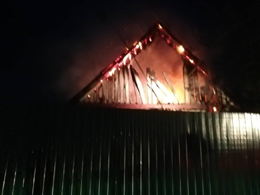 Пожар в г.Нижнеудинске — МЧС России по Иркутской области