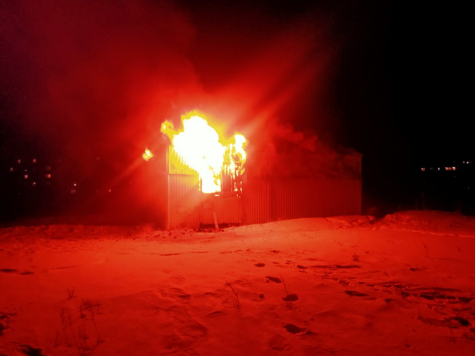 Пожар в г. Зима — МЧС России по Иркутской области