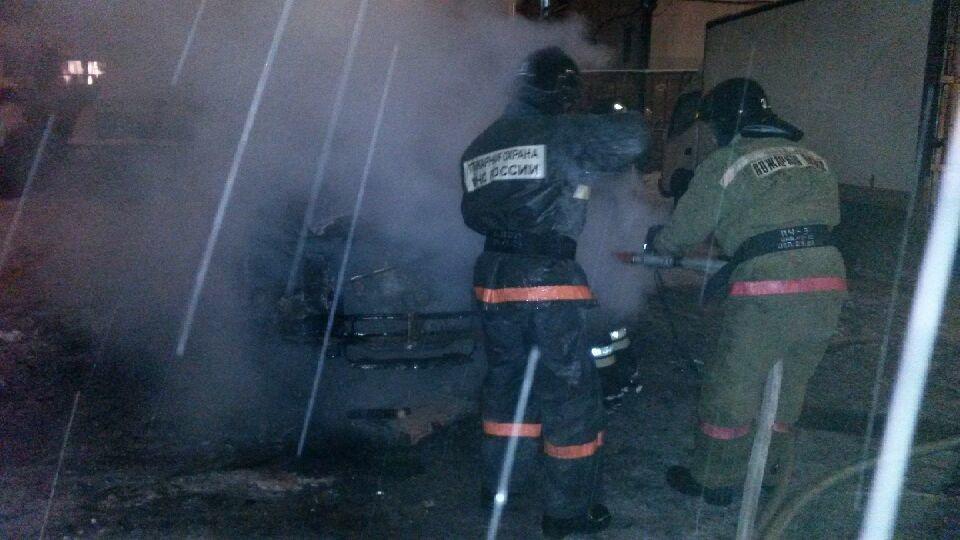 Пожар в г. Шелехов — МЧС России по Иркутской области