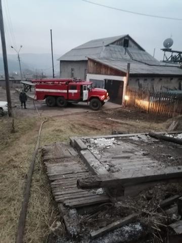 Пожар в г.Зиме — МЧС России по Иркутской области