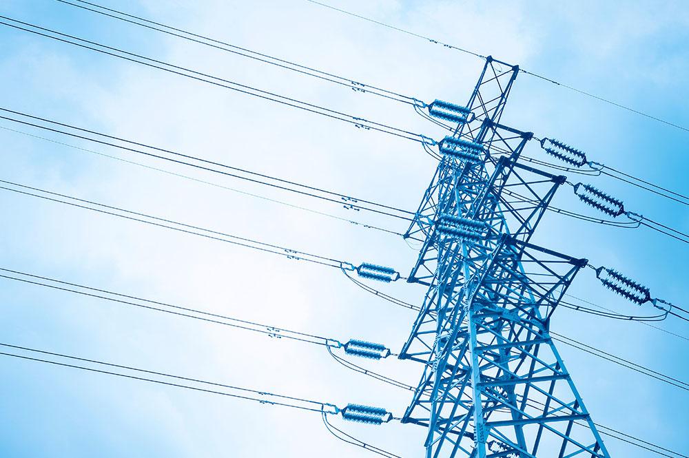 Электроснабжение в г. Усолье-Сибирское восстановлено