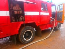 Пожар в Боханском районе — МЧС России по Иркутской области