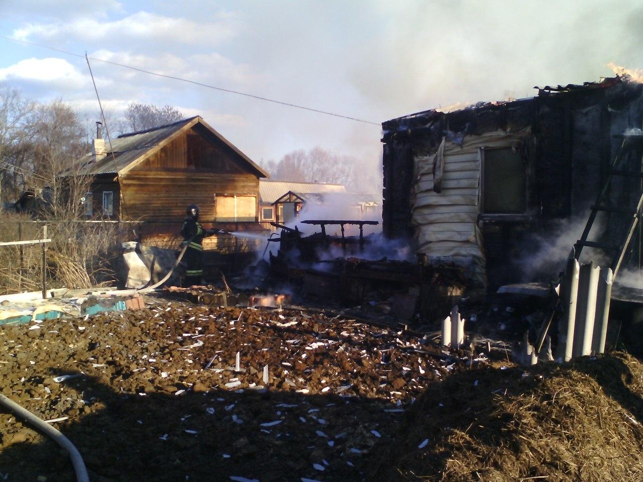 Пожар в г. Нижнеудинск — МЧС России по Иркутской области