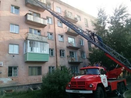 Пожар в г. Бодайбо — МЧС России по Иркутской области