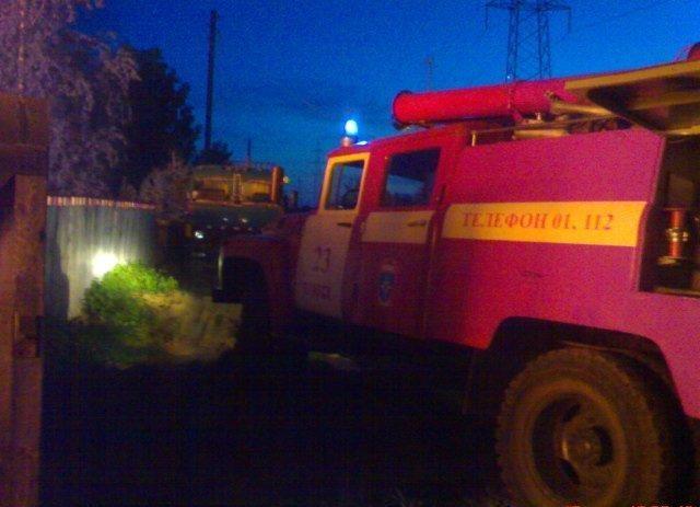 Пожар в Казачинско-Ленском районе