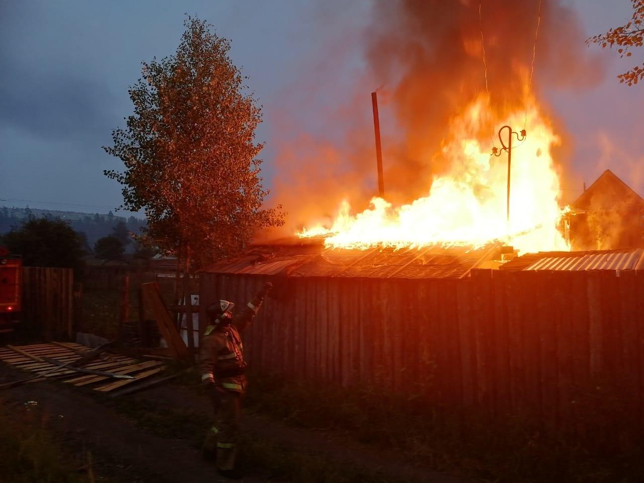 Пожар в Черемховском районе — МЧС России по Иркутской области